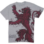 Big Lannister - Game Of Thrones T-shirt