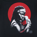 Michonne Samurai - Walking Dead T-shirt