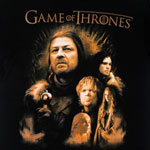 Cast - Game Of Thrones T-shirt