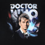 Who Collage - Dr. Who T-shirt