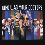 Doctor Montage - Dr. Who T-shirt