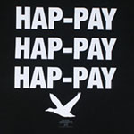 Hap-Pay Hap-Pay Hap-Pay - Duck Dynasty Youth T-shirt
