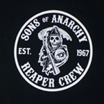 Cities - Sons Of Anarchy T-shirt