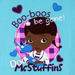 Boo-Boos Be Gone! - Doc McStuffins Girls T-Shirt