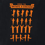 How To Imitate A Chicken - Arrested Development T-shirt