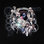 The Doctors - Dr. Who T-shirt