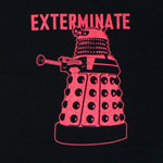 Red Dalek - Dr. Who T-shirt