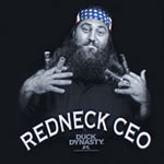 Redneck CEO - Duck Dynasty T-shirt