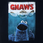 Gnaws - Sesame Street T-shirt