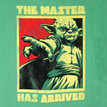 The Master Has Arrived - Star Wars Youth T-shirt