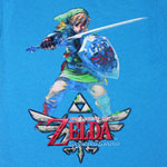 Skyward Sword Link - Nintendo T-shirt