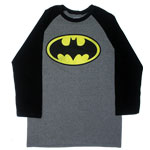 Batman Logo - DC Comics Long Sleeve T-shirt