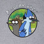 Besties - Regular Show T-shirt