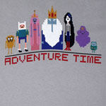 Pixel Group - Adventure Time T-shirt