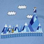 Ice World - Adventure Time T-shirt