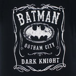 Batman Scroll - DC Comics T-shirt