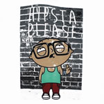 Hipsta Please - Family Guy T-shirt