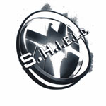 Angled Logo - Agents Of S.H.I.E.L.D. T-shirt