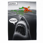 Aquaman Marco Polo - DC Comics T-shirt