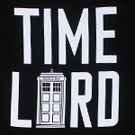 Time Lord - Dr. Who T-shirt