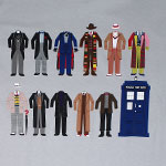 Outfits - Dr. Who T-shirt