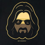 Cartoon Dude - Big Lebowski T-shirt