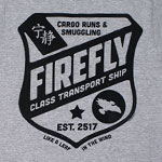 Class Transport Ship - Firfely T-shirt