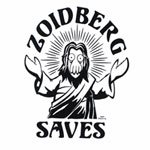 Zoidberg Saves - Futurama T-shirt