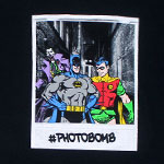 Joker Photobomb - DC Comics T-shirt