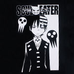 Death The Kid - Soul Eater Juniors T-shirt