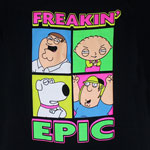 Freakin Epic Pop - Family Guy T-shirt