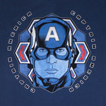 The Winter Soldier - Captain America Sheer T-shirt