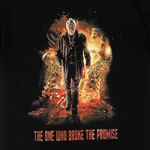 The One Who Broke The Promise - Dr. Who T-shirt