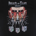 Titan In Shadows - Attack On Titan T-shirt