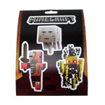 Nether Mobs - Minecraft Stickers