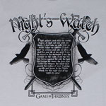 Night's Watch - Game Of Thrones T-shirt