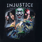 Cover Art - Injustice Gods Among Us T-shirt