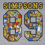 Simpsons 89 - Simpsons T-shirt