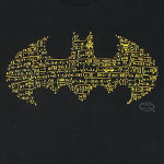 Batman Algorithm - DC Comics T-shirt