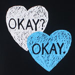 Okay Hearts - The Fault In Our Stars Juniors T-shirt