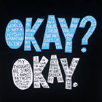 Okay? Okay. - The Fault In Our Stars Juniors T-shirt