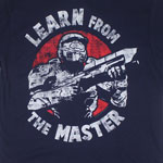 Learn From The Master - Halo T-shirt