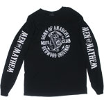 Motor Club - Sons Of Anarchy Long Sleeve T-shirt