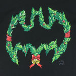 Bat Wreath - DC Comics T-shirt