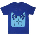 Blue Beetle Costume - DC Comics T-shirt