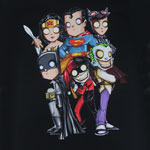 Japanese Group - DC Comics T-shirt