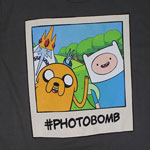 Photobomb - Adventure Time T-shirt