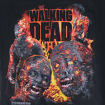 Fire Roasted Walkers - Walking Dead T-shirt