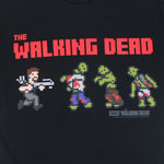 Eight Bit Dead - Walking Dead T-shirt