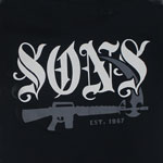 Old Sons - Sons Of Anarchy T-shirt